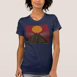 """Ropa """"Chichen maya Itza """" de la camiseta de 2012"""