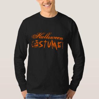 Ropa de Halloween para los hombres cráneo negro y Playera