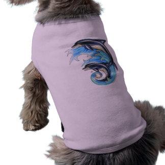 Ropa de la brisa y del mascota de Brine Playera Sin Mangas Para Perro