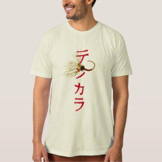 Ropa de la pesca con mosca de Tenkara Camisas
