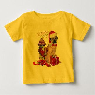 Ropa de las Felices Navidad de Corso del bastón Camisas
