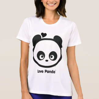 Ropa de las señoras de la Micro-Fibra de Panda® Camiseta