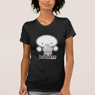Ropa de las señoras del adoptante (más estilos) camiseta