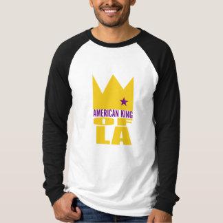 Ropa de MIMS - rey americano de L.A. Playera