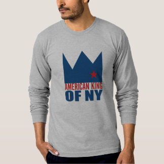 Ropa de MIMS - rey americano de NY Playeras