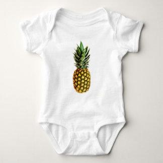 Ropa del bebé de la impresión de la piña body para bebé