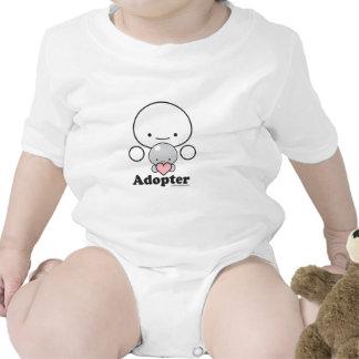 Ropa del bebé del adoptante (más estilos) trajes de bebé