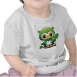 Ropa del bebé del dibujo animado del arroz de St P Camisetas