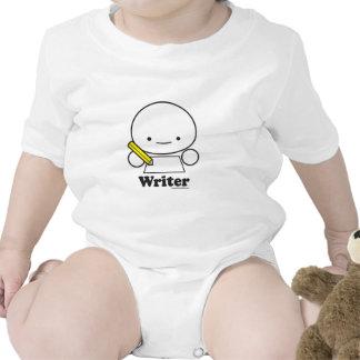 Ropa del bebé del escritor (más estilos) traje de bebé
