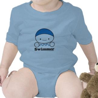 Ropa del bebé del nadador (más estilos) trajes de bebé