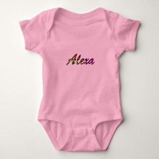 Ropa del bebé para Alexa Body Para Bebé