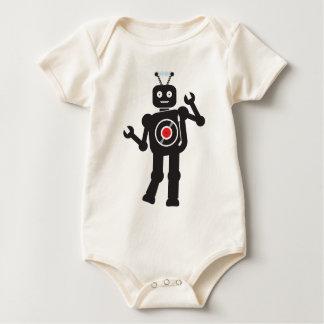 Ropa del Bot de DJ Body Para Bebé