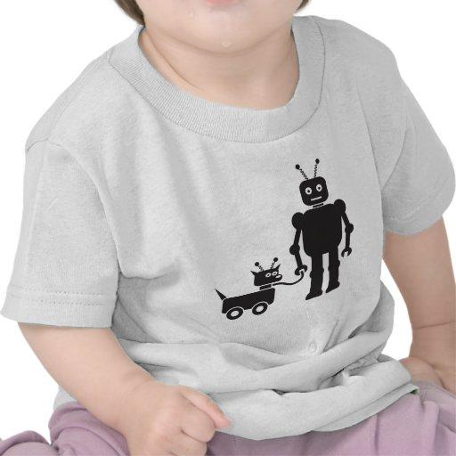 Ropa del Bot del perro Camisetas