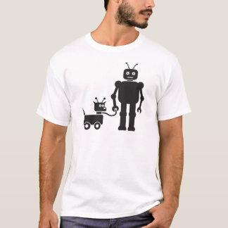 Ropa del Bot del perro Playera