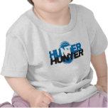 Ropa del cazador del cazador camisetas