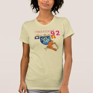 Ropa del esquí de Richman Oberstdorf del puerto Camiseta