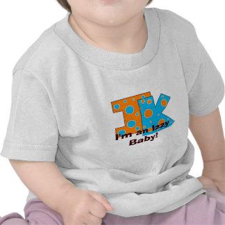 Ropa del kahn-bebé de Izzy Camisetas