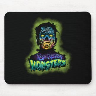 Ropa del logotipo de los monstruos de la primera c tapetes de ratones