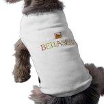 Ropa del mascota de Bellasera Camisetas De Perrito