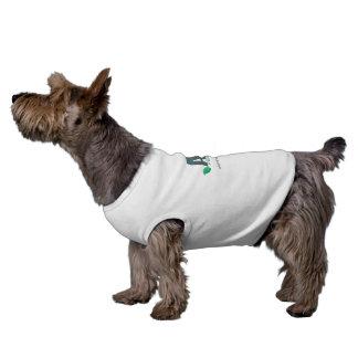 Ropa del mascota de la basura de Arwood - sin Camiseta Sin Mangas Para Perro