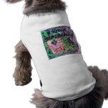 Ropa del mascota de la camisa del perro de Iowa Ge Camiseta De Perro