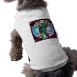 Ropa del mascota de la camisa del perro de Vermont Camisa De Perro