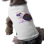 Ropa del mascota de la paz ropa de mascota