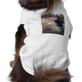 Ropa del mascota de la simplicidad ropa de perro