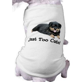 Ropa del mascota de Rottweiler Ropa Perro