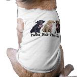 Ropa del mascota del cáncer de pecho del labrador  ropa macota