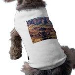 Ropa del mascota del Gran Cañón Playera Sin Mangas Para Perro