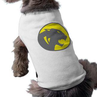 ropa del mascota - logotipo de la frontera ropa de perro