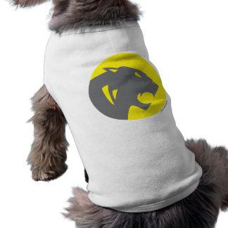 ropa del mascota - logotipo camiseta de perrito
