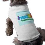 Ropa del mascota ropa de perros