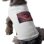 Ropa del perro del arte abstracto ropa para mascota