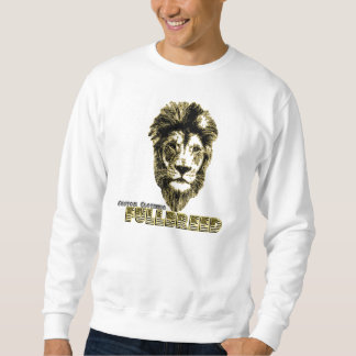 Ropa del personalizado de Fullbreed Sudadera