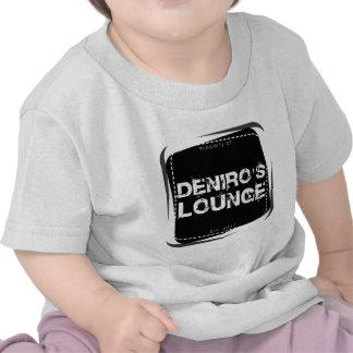 Ropa del salón de Deniro Camisetas
