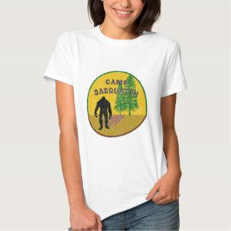 ropa del sasquatch del campo camisas