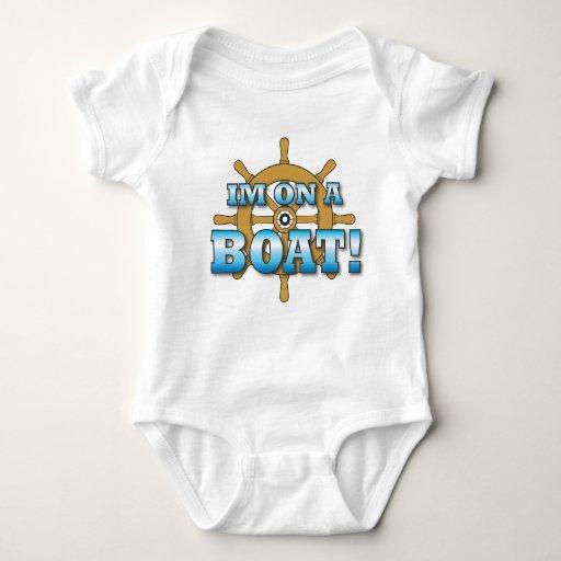 ropa divertida del bebé playeras