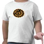 Ropa feliz del bebé de la acción de gracias camisetas