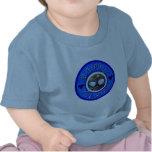 Ropa feliz del bebé de Pascua Camisetas