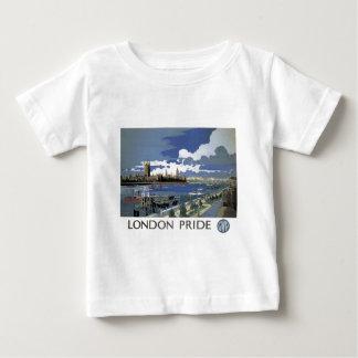 Ropa ferroviaria británica del vintage camisas