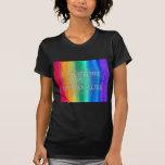 Ropa humana del amor camisetas