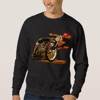 Ropa impresionante de la motocicleta del carretera sudadera