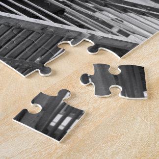 Ropa interior hacia fuera a secarse puzzle con fotos