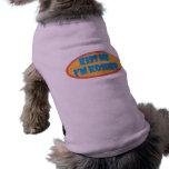 Ropa kosher del perro del humor ropa macota