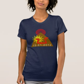 "Ropa ""Kukulkan maya "" de 2012 camisetas del"