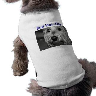 Ropa linda del perrito ropa de perros