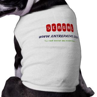 ROPA MASCOTA SEAGAL DOG TEE SHIRT