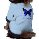 Ropa masculina conocida del mascota del mascota T  Ropa Perro